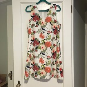 Super cute banana republic shift dress